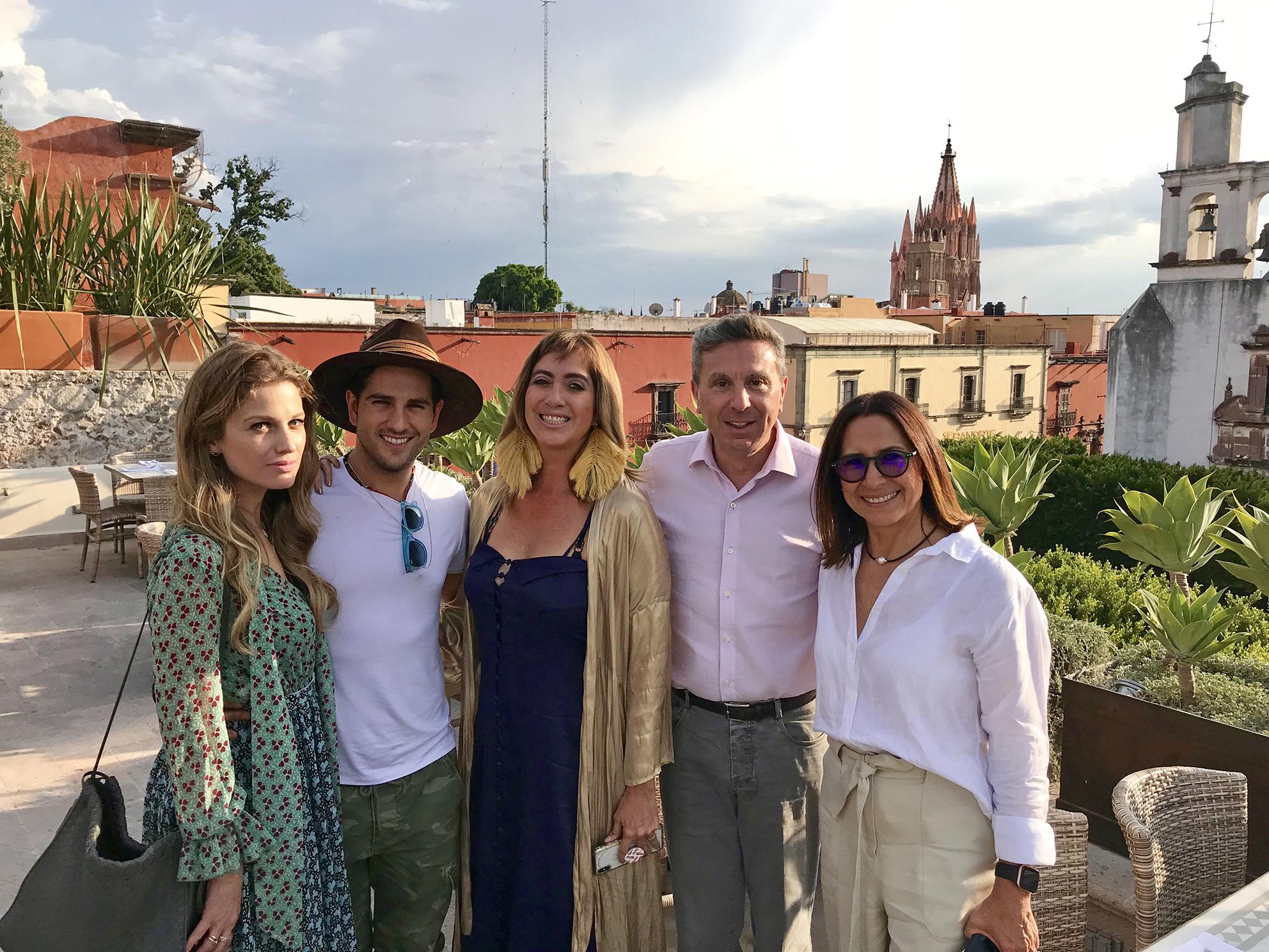 Luxury Lab Celebró Una Fiesta En La Terraza De Fátima7
